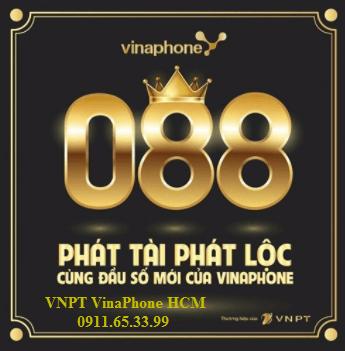 Sim so dep VinaPhone 088 Phat Tai Phat Loc